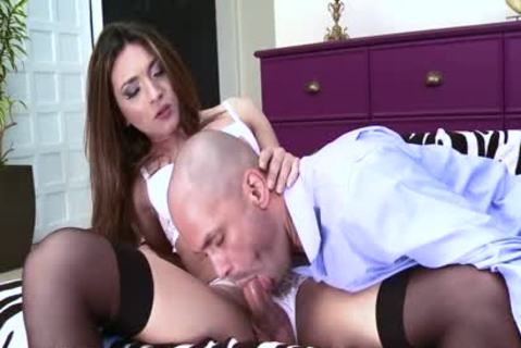 dirty Trans bonks And get pounded Hard By man With Facial cumshot