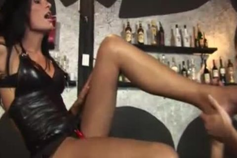 masterinatrix Fabias Feet And cock Worship